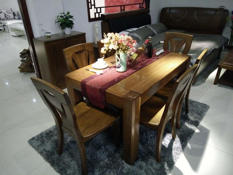 日照实木桌椅定制