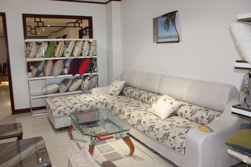 日照布艺沙发安装