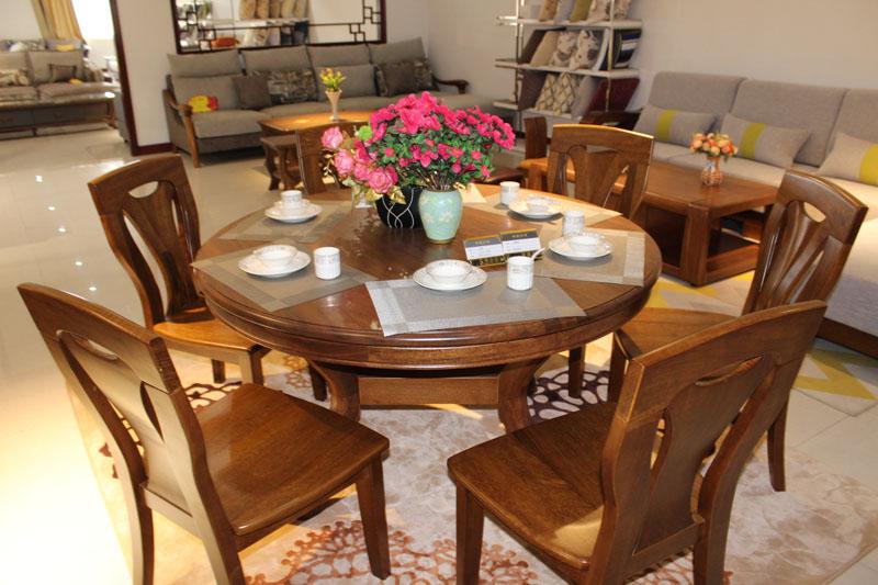 实木麻将桌椅