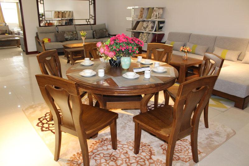 实木桌椅定制