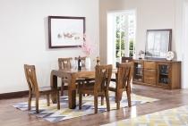 青岛实木桌椅