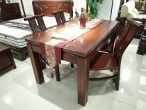 实木桌椅价格行情