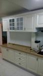 日照实木家具整体厨房设计