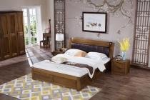 日照实木儿童床