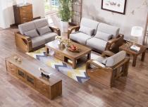 实木沙发销售