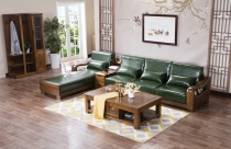 实木沙发椅