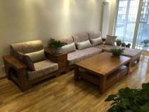 二手实木沙发