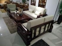 实木沙发坐垫