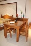 日照实木儿童桌椅