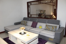 布艺沙发安装